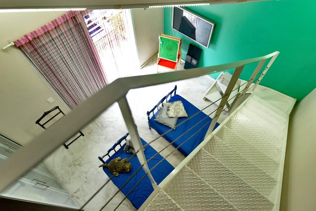 MEZANINO DA SUÍTE  - Casa 4 Dormitórios