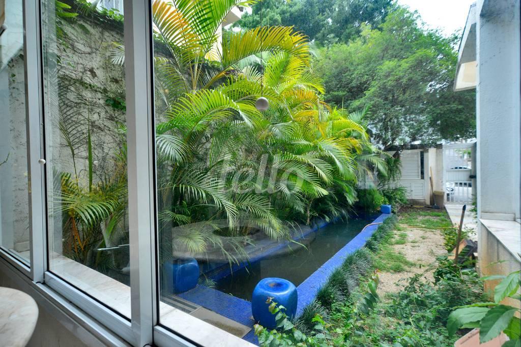 VISTA SALA AMBIENTES - Casa 4 Dormitórios