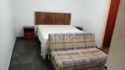 SUÍTE 1 (CASA 1) - Casa 3 Dormitórios