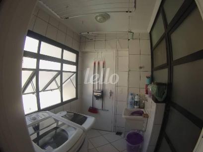 ÁREA SERVIÇO - Apartamento 3 Dormitórios