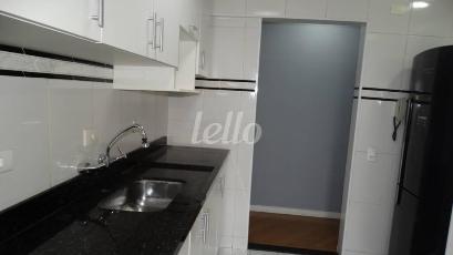 COZINHA 2 - Apartamento 2 Dormitórios