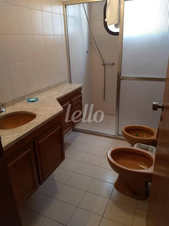 BANHEIRO DA SUÍTE  - Apartamento 4 Dormitórios