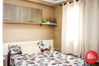 DORMITÓRIO - Apartamento 1 Dormitório