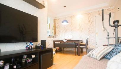 01 SALA - Apartamento 3 Dormitórios