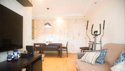 04 PORTA ENTRADA - Apartamento 3 Dormitórios