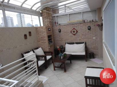 AREA GOURMET 2 - Casa 3 Dormitórios