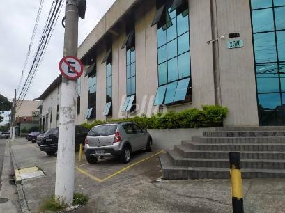 FACHADA GALPAO - Galpão/Armazém