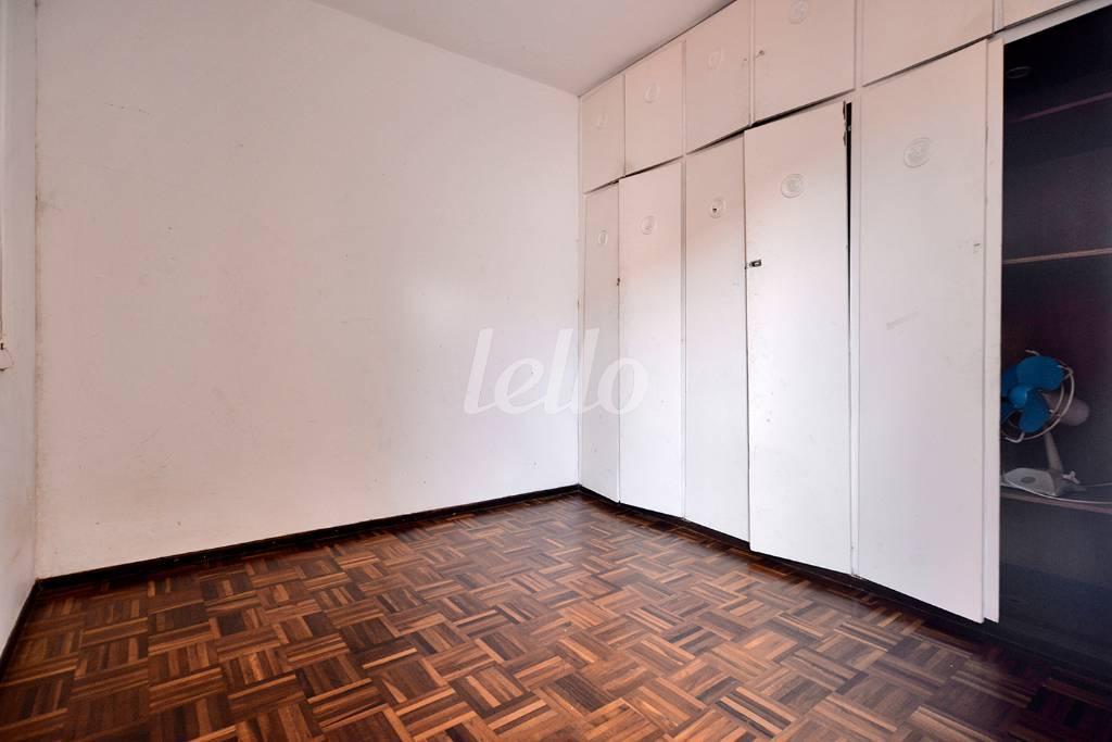 DORMITÓRIO DE SERVIÇO - Casa 3 Dormitórios