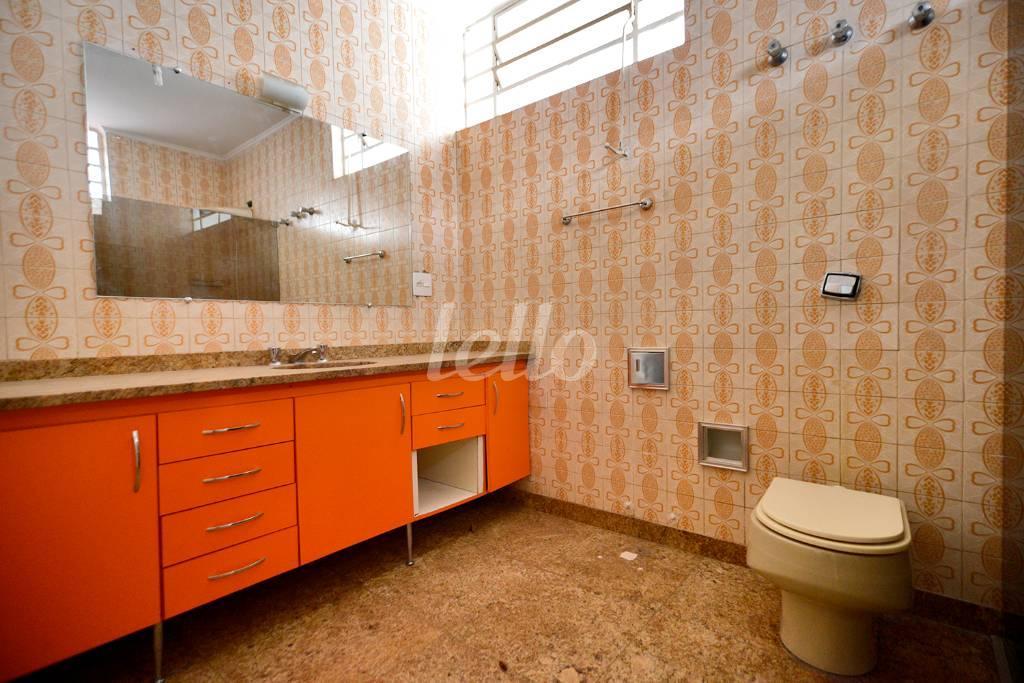 BANHEIRO SUÍTE 1 - Casa 3 Dormitórios