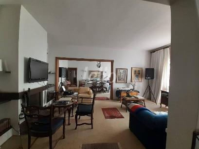 SALA 2 AMBIENTES - Casa 3 Dormitórios