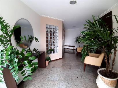02-HALL SOCIAL PRÉDIO - Apartamento 4 Dormitórios