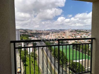 VISTA DA VARANDA - Apartamento 3 Dormitórios