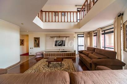 SALA DOIS AMBIENTES - Apartamento 5 Dormitórios