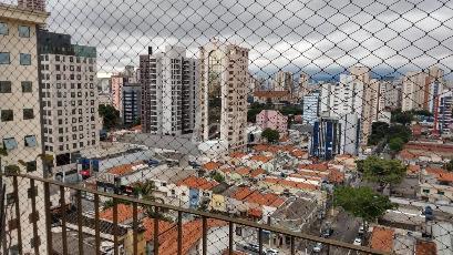 VISTA DA SACADA - Apartamento 3 Dormitórios
