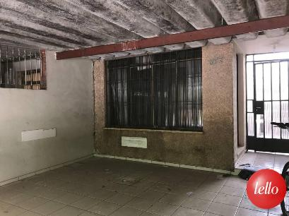 GARAGEM E ENTRADA LATERAL - Casa 2 Dormitórios