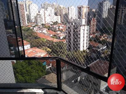 VARANDA SALA - Apartamento 3 Dormitórios