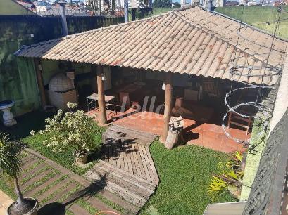 ÁREA DA CHURRASQUEIRA - Casa 3 Dormitórios