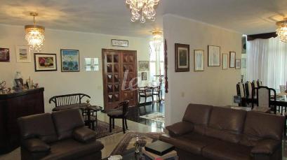 LIVING 3 AMBIENTES  - Casa 4 Dormitórios