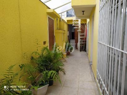 CORREDOR LATERAL - Casa 3 Dormitórios