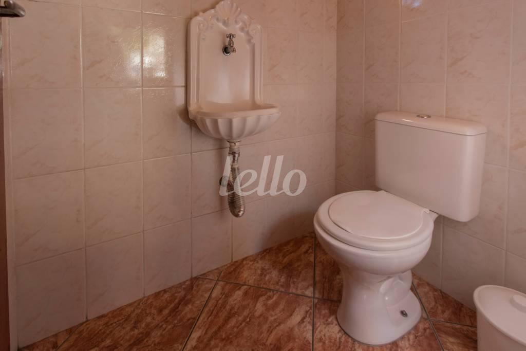 BANHEIRO ÁREA COMUM -1599 - Casa 3 Dormitórios
