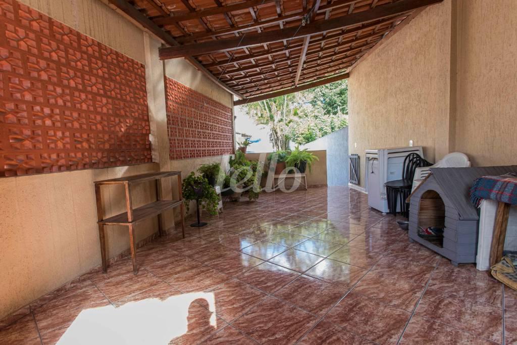 ÁREA COMUM CHURRASQUEIRA-1592 - Casa 3 Dormitórios