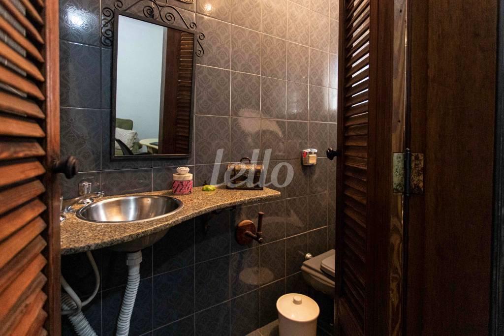 BANHEIRO DA SUÍTE 3 - Casa 3 Dormitórios