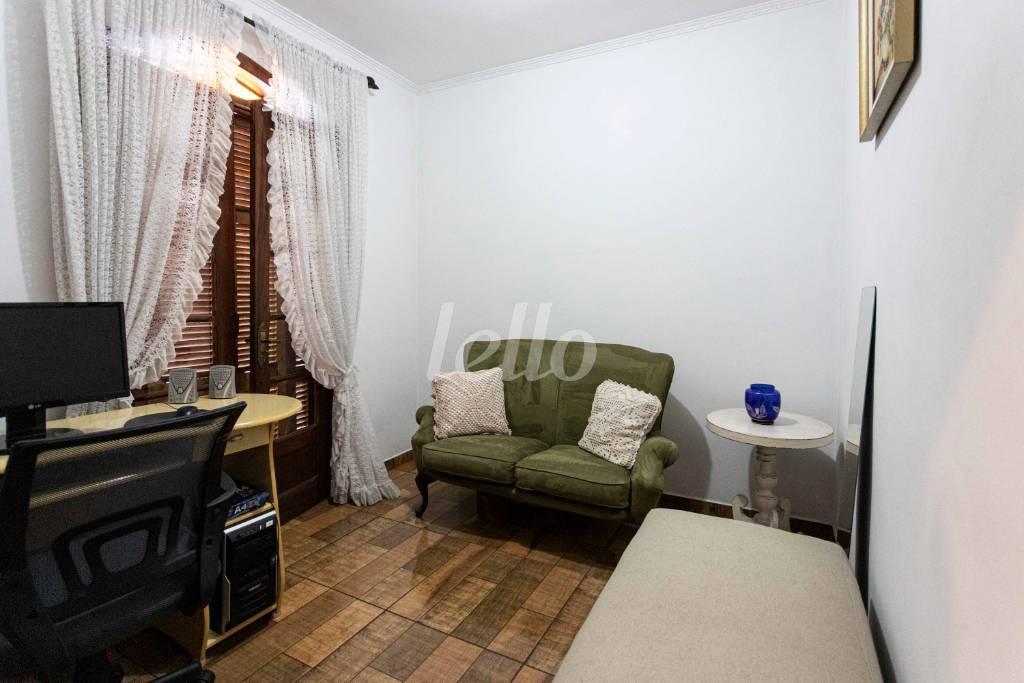 SUÍTE 3 (ESCRITÓRIO) - Casa 3 Dormitórios