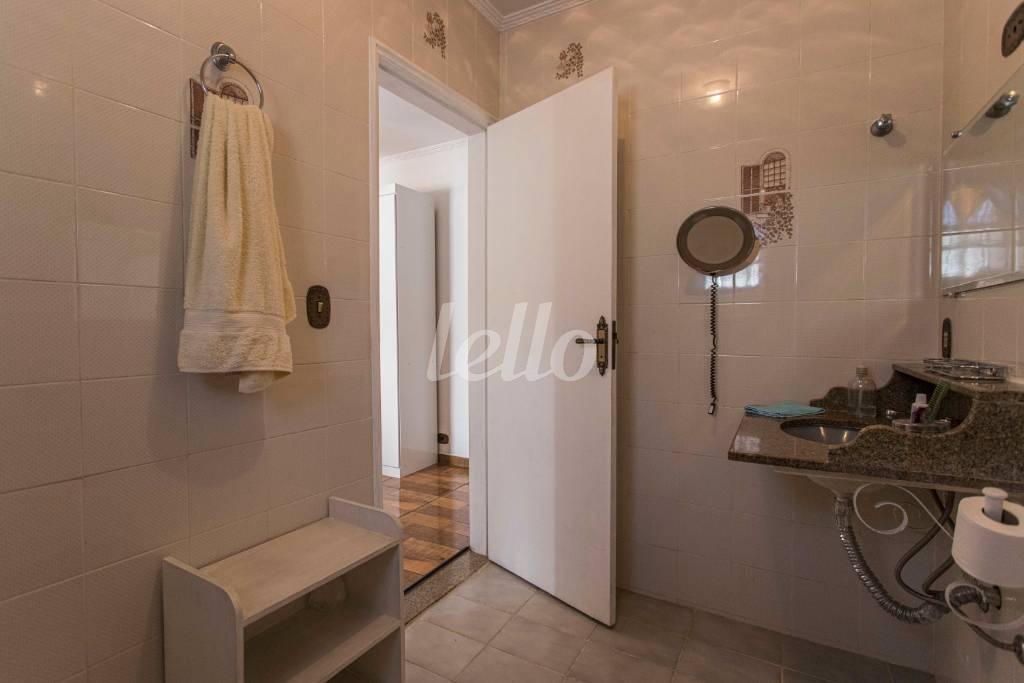 BANHEIRO DA SUÍTE 2 - Casa 3 Dormitórios