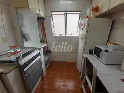 COZINHA 2 - Apartamento 1 Dormitório