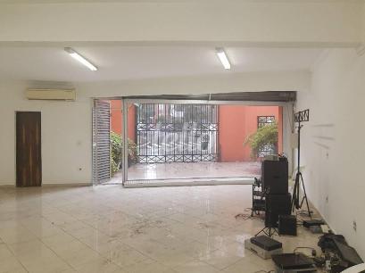 VISTA SALÃO INFERIOR - Casa