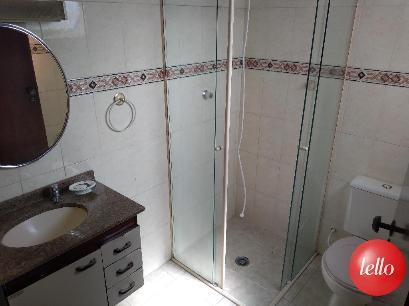 BANHEIRO SUÍTE 2   - Apartamento 3 Dormitórios