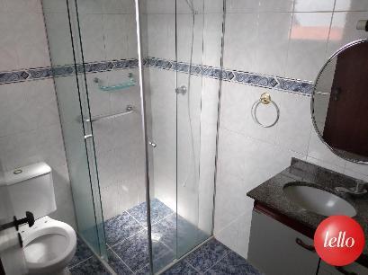 BANHEIRO SUÍTE 1 - Apartamento 3 Dormitórios