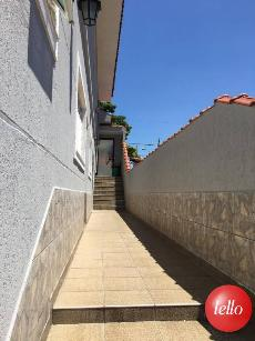 ACESSO LATERAL - Casa 4 Dormitórios