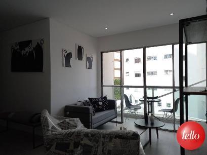 SALA 1 - Apartamento 2 Dormitórios