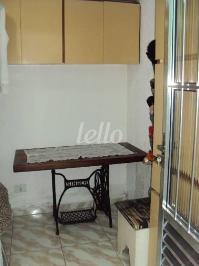 DORMITÓRIO EMPREGADA - Casa 2 Dormitórios