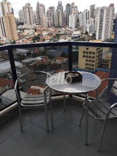 SACADA DA SALA - Apartamento 3 Dormitórios