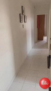 CORREDOR - Casa 3 Dormitórios