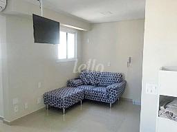 SALA - Apartamento 1 Dormitório