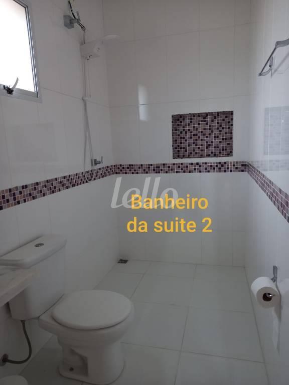 BANHEIRO SUITE 2 - Casa 3 Dormitórios