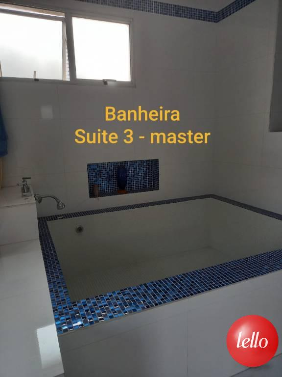 BANHEIRO SUITE 3 - Casa 3 Dormitórios