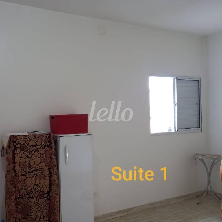 SUITE 1 - Casa 3 Dormitórios