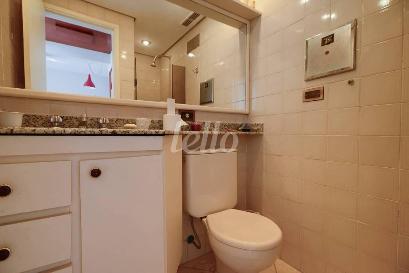 BANHEIRO SOCIAL 1 - Apartamento 2 Dormitórios