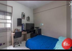 DORMITORIO 1 - Apartamento 1 Dormitório