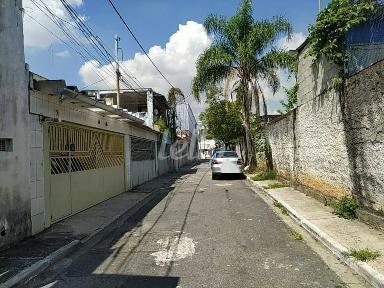 RUA DE ACESSO - Prédio Comercial