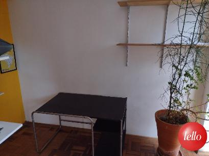 DORMITÓRIO ÁREA DE SERVIÇO - Apartamento 2 Dormitórios
