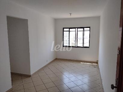SALA CORREDOR - Apartamento 2 Dormitórios