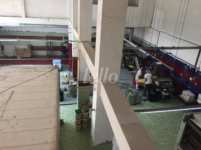 AREA DE OPERAÇÃO - Galpão/Armazém