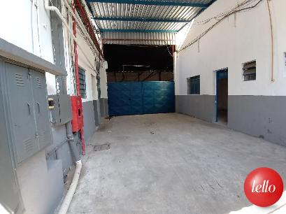 HALL DE ENTRADA  - Galpão/Armazém