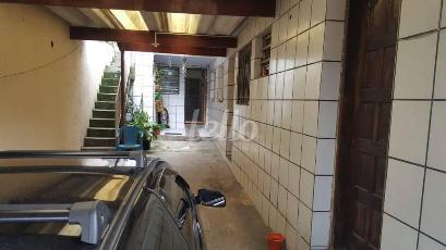 CORREDOR LATERAL - Casa 5 Dormitórios