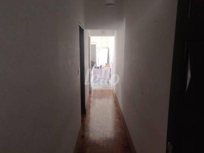 CORREDOR ACESSO - Casa 2 Dormitórios